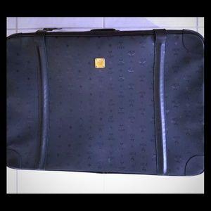 MCM Suitcase black preowned